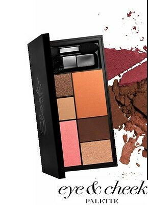 SLEEK Multipaleta EYE & CHEEK PALETTE Makeup Eyeshadow + Blush Set
