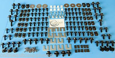 Front End Sheet Metal Hardware 216pc Kit Chevy Chevrolet TRUCK PICKUP