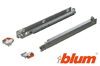 Blum Tandem Plus Blumotion Undermount Slide With Clips Included (Pairs) 563H