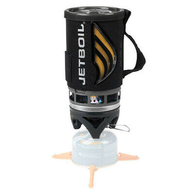 Jetboil Flash Portable Gas Stove Compact Lightweight Cooking Jet Boil Carbon