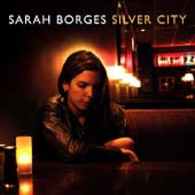 Sarah Borges - Silver City [New CD]