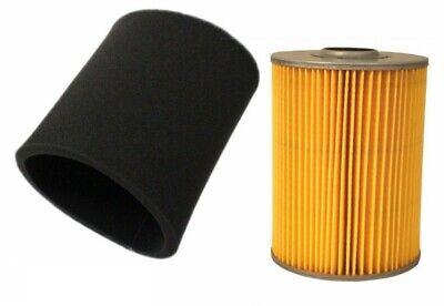 Air Pre Filter Kit For Yamaha G2 G8 G9 G11 Golf Cart 85-94 4 Cycle Tune Up Kit
