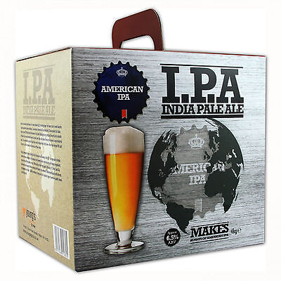 Young's Premium Ale - American India Pale Ale IPA - Home Brew Beer Kit