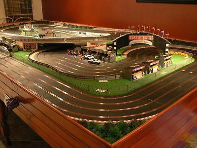 Copper Tape for Scalextric and Routed Slot Car Tracks !