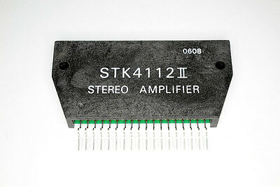 STK0100II Integrated Circuit IC Power Amplifier 1pc NOS Free Shipping in the USA