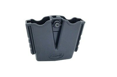 Black plastic FMA  XD GEAR Magazine Pouch for XDM (Belt type) M599
