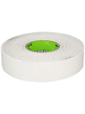 Renfrew's White Hockey Stick Tape 24mm W x 18m L Sports Tape