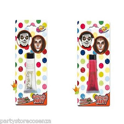 tubo cerone make up trucco halloween carnevale fantasia party feste a tema