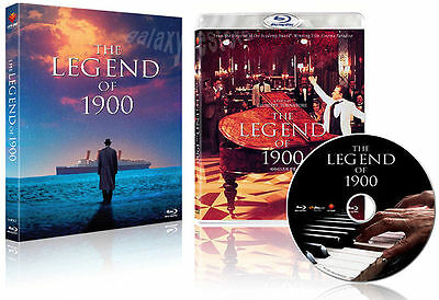 The Legend of 1900 (1998) - Tim Roth [Blu-ray] *NEW