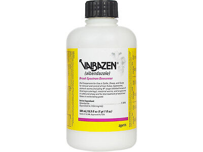 Valbazen Drench 500 ml