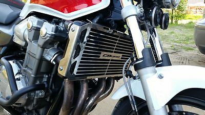 Honda Cb 1300 Cb1300 Stainless Steel Radiator Cover Guard Grill (Narrow)