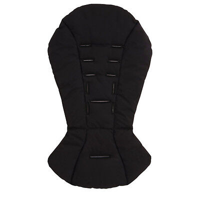 Phil & Teds Cushy Liner for Main Seat Black Fits Navigator and Explorer, More!