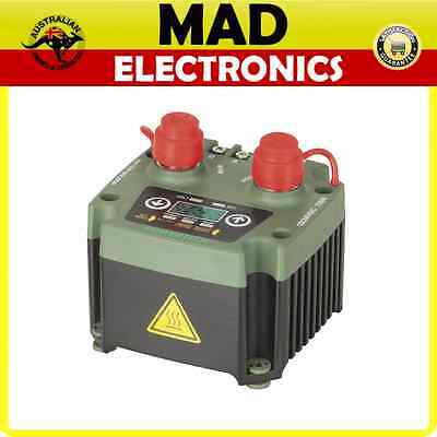 PowerTech 120A 12/24VDC Programmable Dual Battery Charger&Isolator