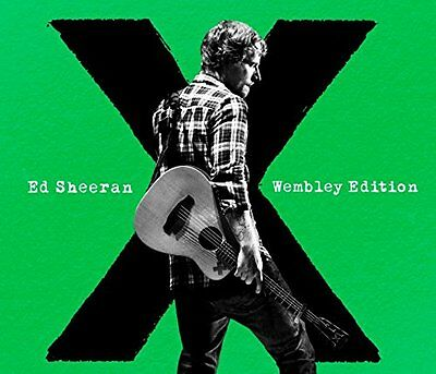 Ed Sheeran X Wembley Edition Cd/dvd - New Release November 2015