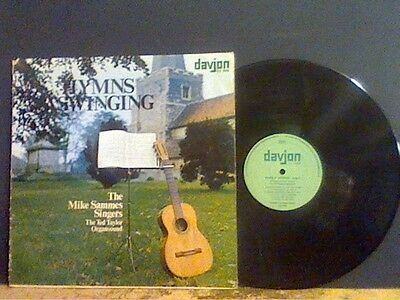 MIKE SAMMES SINGERS  Hymns a' Swinging LP  Tubby Hayes  Funky    VERY RARE !!