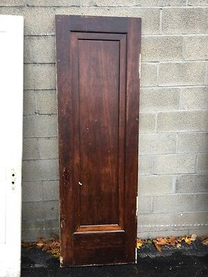 Neo 4 Antique Passage Door Birch