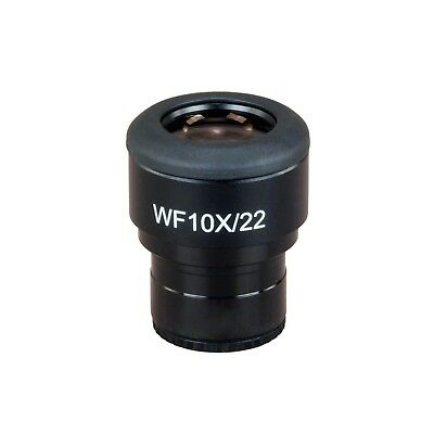 WF10X/22 Super Widefield Microscope Eyepiece 30.0mm with Adjustable Diopter