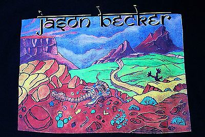 12x9In. SIGNED by Jason Becker and Gary Becker Art Print JASONS PERSPECTIVE