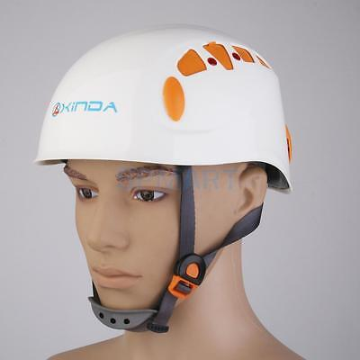 Safety Rock Climbing Carving Helmet Arborist Mountaineering Safety Equipment