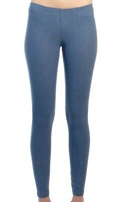 Jeans Leggings Cotton Full Length Trousers Sport Fitness Run Gym High Quality