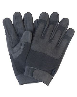 Army Swat Handschuhe US Gloves schwarz black XL