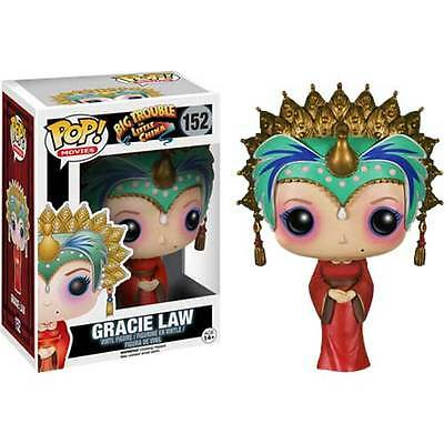 Big Trouble in Little China - Gracie Law Pop! Vinyl Figure NEW Funko