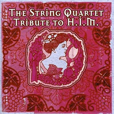 Various Artists - String Quartet Tribute to Him / Various [New CD]