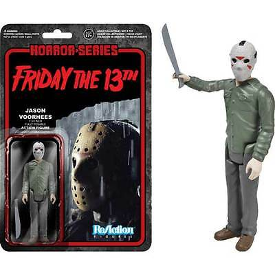 Friday the 13th - Jason Voorhees ReAction Figure NEW Funko