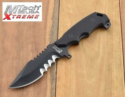 MTech USA XTREME Combat Knife Fighter  TACTICAL  Knives Hunting MX-8112