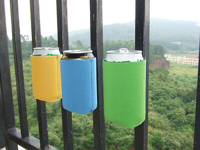 12oz & 330ML New Magnetic Can Cooler Magnetic BEER CAN Cooler Soda Water Cooler