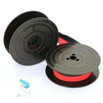 Olivetti Doria Typewriter Ribbon - Red/Black or Plain Black