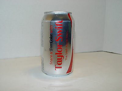 New Coca Cola Share A Diet Coke With Taylor Swift Can From The 1989 World Tour