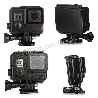 New 30m Black Waterproof Underwater Diving Housing Case For GoPro HD Hero 3 3+ 4