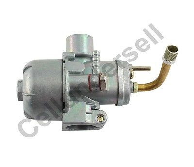 12 Bing Style Carburetor For Puch Moped Maxi Sport Luxe Newport E50 Murray Carb