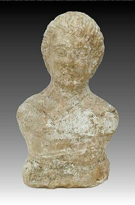 Large Ancient Roman,Marble Bust of a Man c.2nd-3rd century AD.