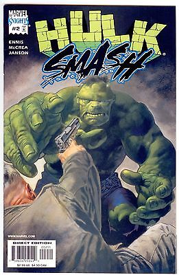 Hulk Smash # 2 (April 2001), Nm