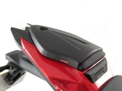 NEW White Finish Seat Cowl  Seat Hump to fit BMW S1000RR 13-2015 by Powerbronze