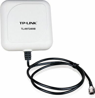 TP-LINK 2.4GHz 9dBi Outdoor Directional Yagi Wireless Antenna N - TL-ANT2409B