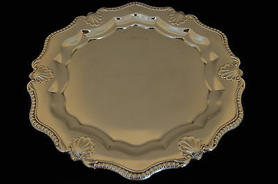 Carrs Heavy Solid Sterling Silver Tray