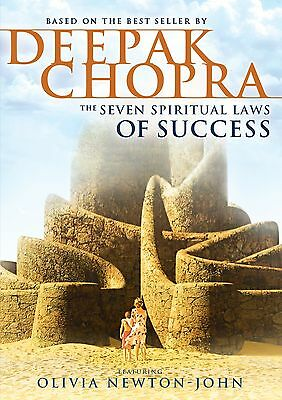 Seven Spiritual Laws Of Success DVD