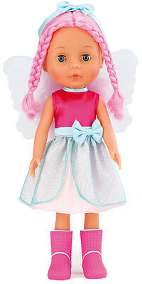 Bayer Design My First Fairy Charlene Puppe Fee mit LED 38 cm