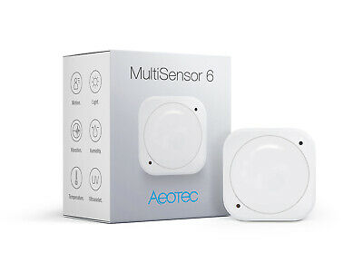 AEON LABS (Aeotec) - Multisensor 6in1 ZW100, Z-Wave Plus Home Automation