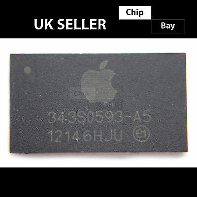 2x iPad Mini 1 Power Supply 343S0593-A5 343S0593 IC Chip