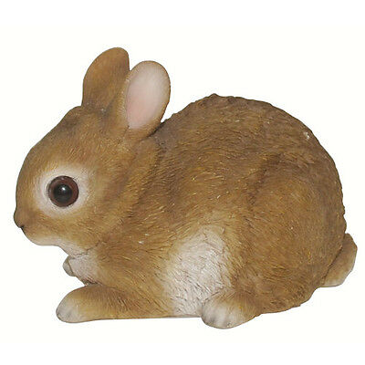 Grazing Baby Rabbit B Garden Ornament Vivid Arts XRL-RB02-FB