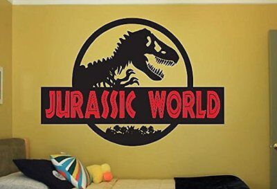 JURASSICWORLD DECAL - kids bedroom wall decal sticker ...
