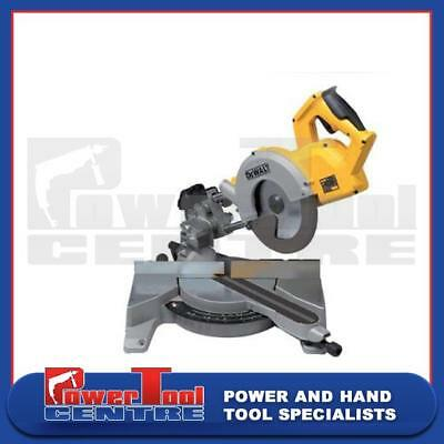 Dewalt Reconditioned DW770 240v Sliding Crosscut 216mm Small Mitre Chop Saw