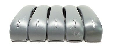 QTY Lot of 5 Cisco 7900 Series 7940 7941 7942 7960 7961 7962 7970 Handsets Gray