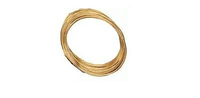 "510 Bronze Wire .081"", 1 lb Spool  x 50 Foot Length"