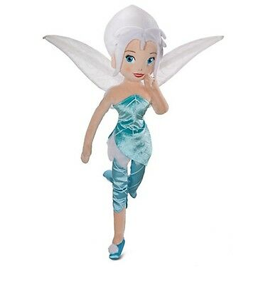 "Disney Authentic Tinkerbell's Sister Periwinkle BIG Fairy Plush Toy Doll 21"" NEW"
