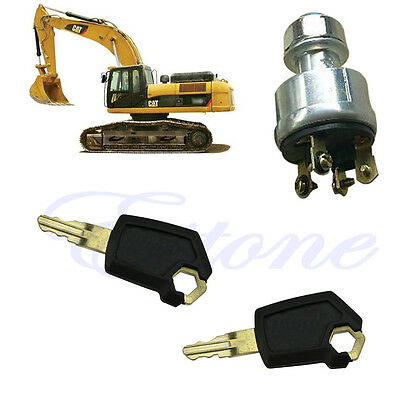 Portable 1PC Newest Style Caterpillar Equipment Ignition Key CAT 5P8500